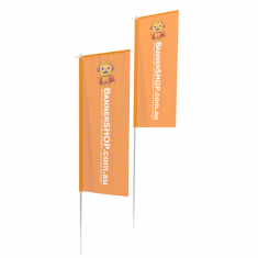 Fabric Flag Banner