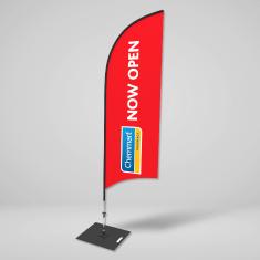 Premium Bowhead Flag